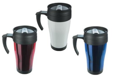 Coloured Thermo Mugs